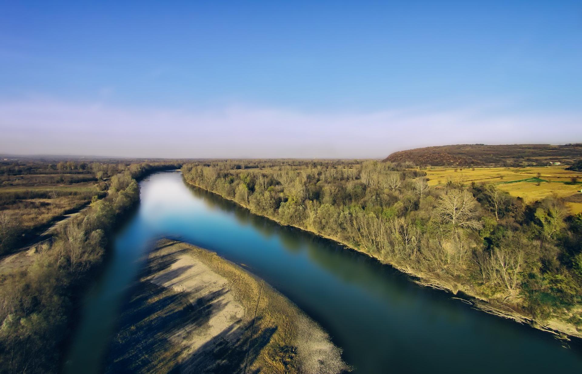 Morava řeka příroda