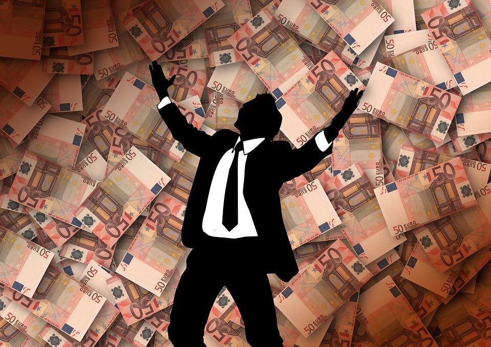 finanční optimismus