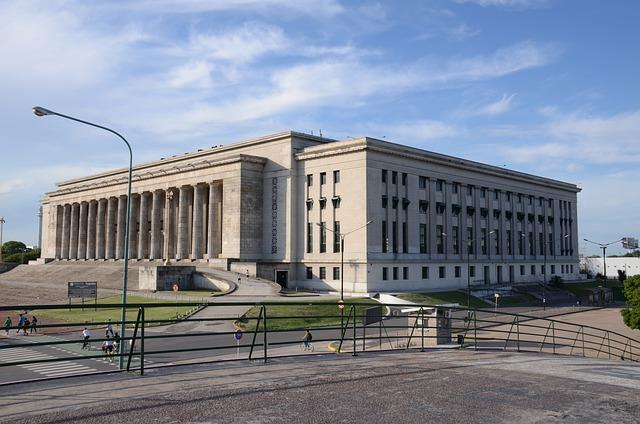 univerzitní budova
