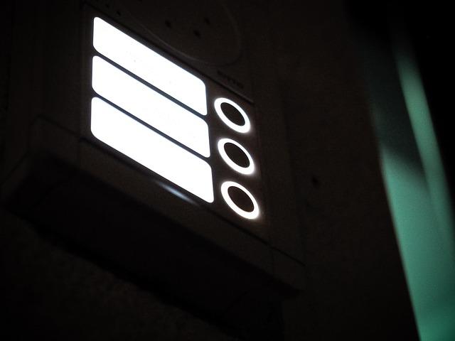 zvonky s podsvícením
